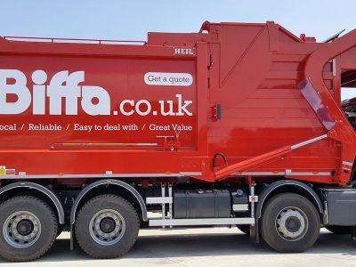 FEL truck