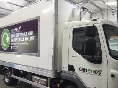 Canenco changeable graphics